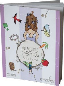 Not So Little Cora Childrens Book